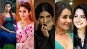Keerthy Suresh, Nayanthara, Shruti Hassan, Tamannah Bhatia, Rashi Khanna, Anushka Shetty: 6 Tollywood Actresses who are every man's 'fantasy'