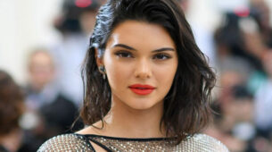 Kendall Jenner strolls around with her favourite: Find out who