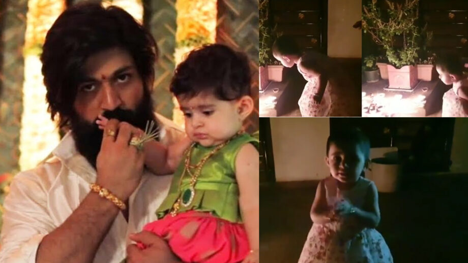 KGF Star Yash turns a protective father; saves daughter from fire