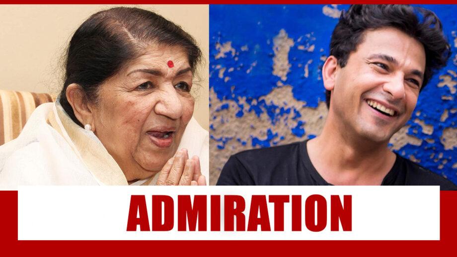 Lata Mangeshkar and Star Chef Vikas Khanna have a 'mutual admiration' moment 1