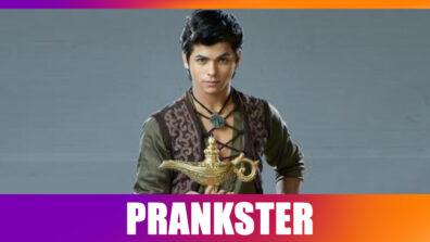 Meet Siddharth Nigam the 'Prankster' on the sets of Aladdin – Naam Toh Suna Hoga