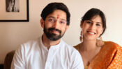 Mirzapur actor Vikrant Massey will be celebrating his birthday with mother and fiancee Sheetal Thakur at home