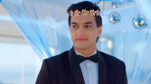 Mohsin Khan's Best Hairstyle Moments 5