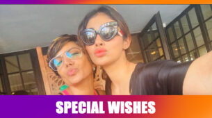 Mouni Roy's birthday wish for someone special