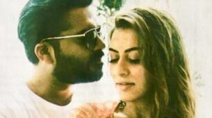 Must Watch: Simbu and Hansika Motwani's new love filled 'viral' photo; Hansika gets her own GIFs
