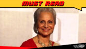 My Heart Reaches Out To Daily Wage Earners: Waheeda Rehman