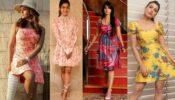 Nayanthara, Rashmika Mandanna, Anushka Shetty, Samantha Akkineni: Add this floral print mini dress to your wishlist right now