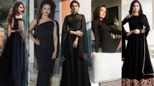 Niti Taylor, Divyanka Tripathi, Jennifer Winget, Sanaya Irani, Drashti Dhami: Best TV actress in BLACK outfit