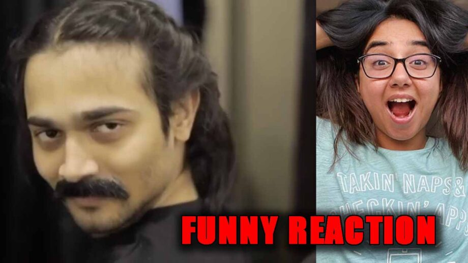 OMG! Bhuvan Bam turns into a girl, Prajakta Koli's REACTION is hilarious 1