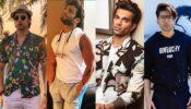 Parth Samthaan Vs Karan Patel Vs Karan Singh Grover Vs Gurmeet Choudhary: Who Rules The Style Quotient?