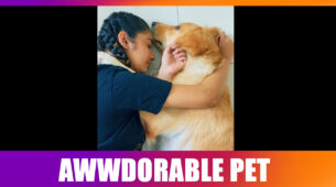PHOTOS: Anushka Sen's awwdorable moments with her doggy are heartening; Check it out