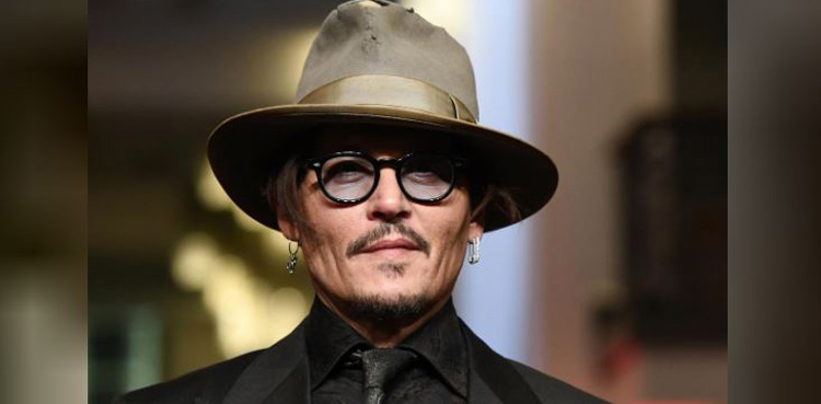Pirates of The Caribbean star Johnny Depp makes his Instagram debut