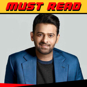 Prabhas Has Mastered The Art Of Quarantine, Here's How.
