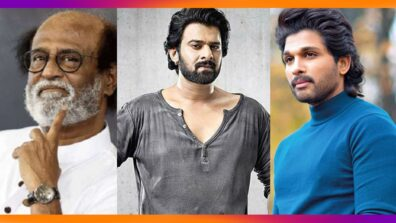 Rajnikanth, Prabhas, Allu Arjun: Tollywood Actors who contributed to PM CARES Fund for COVID-19