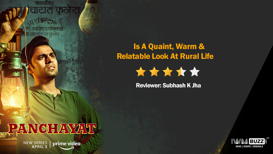 Review of Amazon Prime's Panchayat: Is A Quaint, Warm & Relatable Look At Rural Life