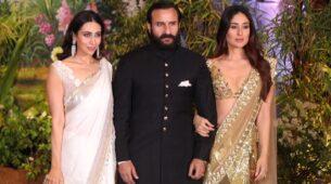 Saif Ali Khan, Kareena Kapoor And Karisma Kapoor: One Of the favorite Trio 1
