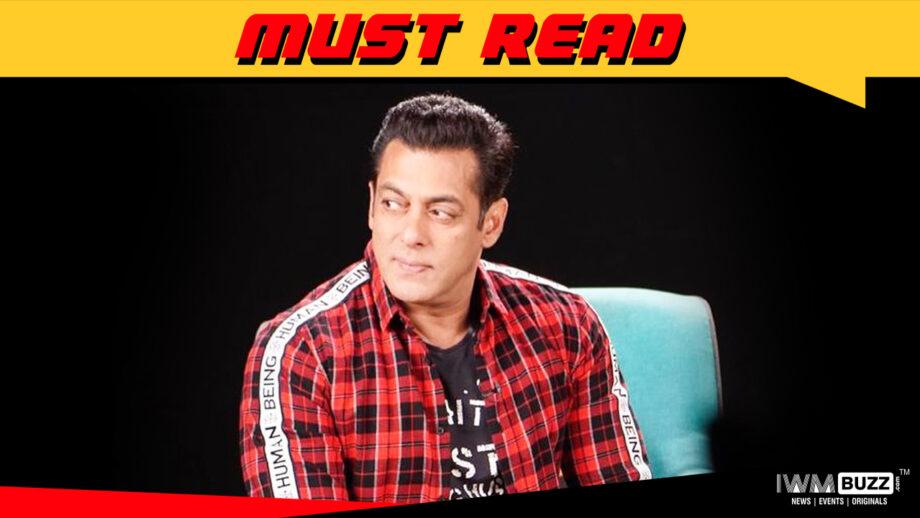 Salman Khan to become a Youtuber?