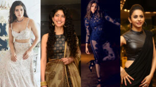 Samantha Akkineni, Sai Pallavi, Kajal Aggarwal, Rakul Preet Singh: 10 Tollywood Actresses style-check will surely be a treat for your eyes!