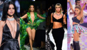 Selena Gomez, Jennifer Lopez, Miley Cyrus, Ariana Grande: Hollywood Actresses and their SEXY Ramp Walks