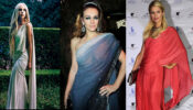 Selena Gomez, Lady Gaga, Madonna, Paris Hilton: 10 Hollywood Celebs In Traditional Indian Saree