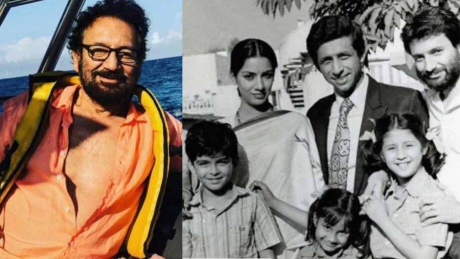 Shekhar Kapur makes a big confession about his film Masoom