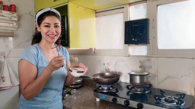 Striking a balance between eating habits and physical fitness is the key to a good and healthy life: Debina Bonnerjee