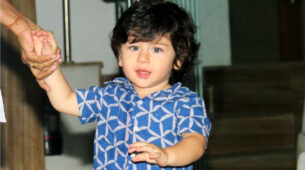 Taimur Ali Khan's throwback video at a farm with family is the cutest thing