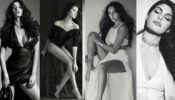 Take some monochrome look inspiration from Disha Patani, Tara Sutaria, Nora Fatehi, Jacqueline Fernandez To Look thinner!