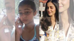 Then and Now: Ananya Panday's transformation will leave you astonished