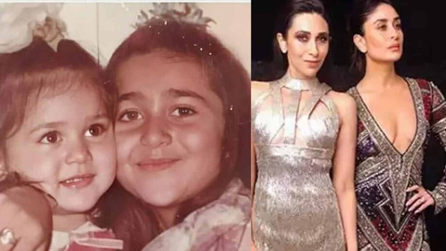 Then And Now: From chubby sisters Kareena and Karisma Kapoor to HOT actresses