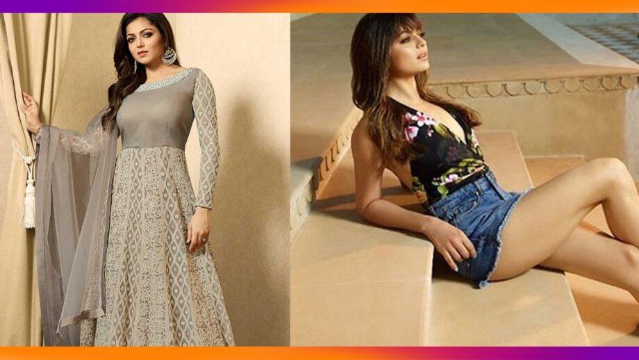 Then vs Now: Drashti Dhami's complete style transformation