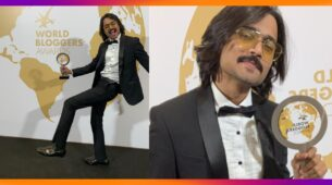 #Throwback to Bhuvan Bam's CANNES Festival Looks!