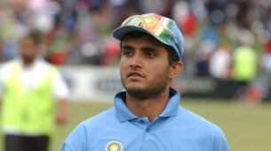 Times When Sourav Ganguly Played Vital Role In High Scoring Games