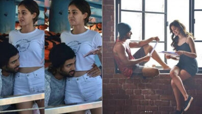 Vijay Deverakonda and Ananya Panday's sexy pictures are too hot to handle
