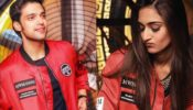 Throwback: Parth Samthaan and Erica Fernandes twinning in jackets
