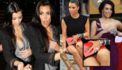 When Kim Kardashian Suffered Wardrobe Malfunction In These Outfits!