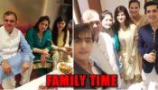 Yeh Rishta Kya Kehlata Hai actor Mohsin Khan's UNSEEN pictures with his family