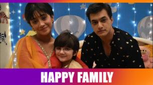 Yeh Rishta Kya Kehlata Hai: Kartik and Naira's love for Kairav sets perfect family goals