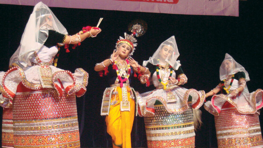 All You Need To Know About Manipuri Classical Indian Musical Theatre!