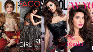 Anushka Sharma, Janhvi Kapoor, Tara Sutaria And Priyanka Chopra Know How To Look Hot And Sexy On Magazine Cover Page