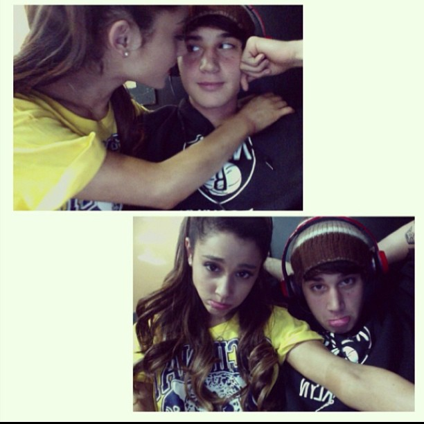 Ariana Grande's Ex-Boyfriends: Big Sean, Nathan Sykes and others... 1