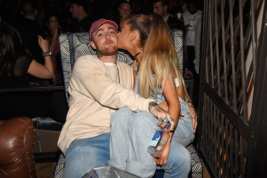 Ariana Grande's Ex-Boyfriends: Big Sean, Nathan Sykes and others... 4