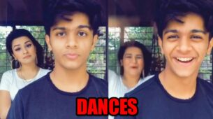Avneet Kaur dances for her brother: check out video