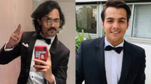 Bhuvan Bam Vs Ashish Chanchlani: Who is the Most Handsome in Black Suit Look?