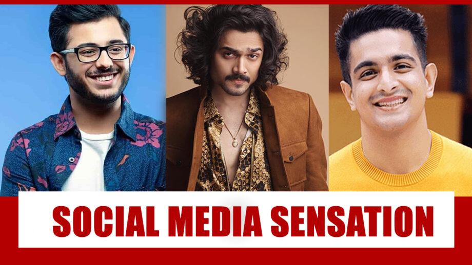 CarryMinati Vs Beer Biceps Vs BB Ki Vines: Who's Your Favourite Social Media Sensation?