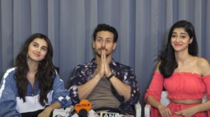 Did Tiger Shroff flirt with Tara Sutaria in front of Ananya Panday? Let's find out