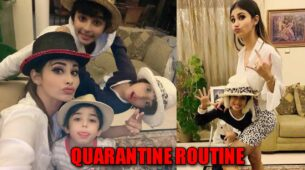 Find out Mouni Roy's special quarantine routine