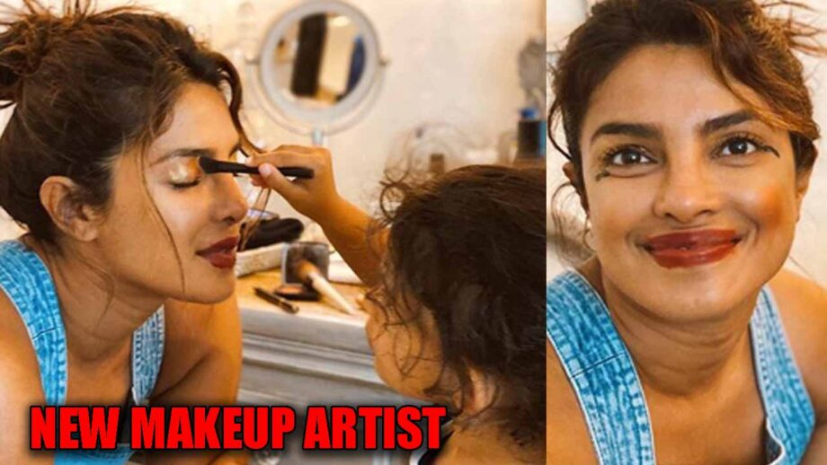 Find out who is Priyanka Chopra's new makeup artist