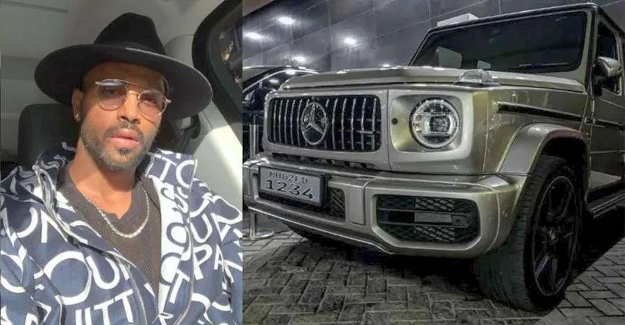 Hardik Pandya and his fancy car collection 1