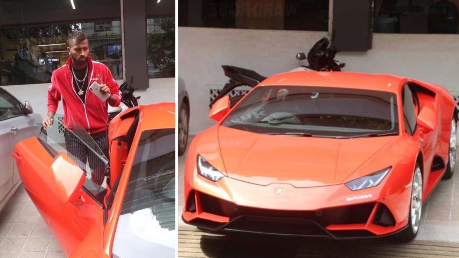 Hardik Pandya and his fancy car collection 2